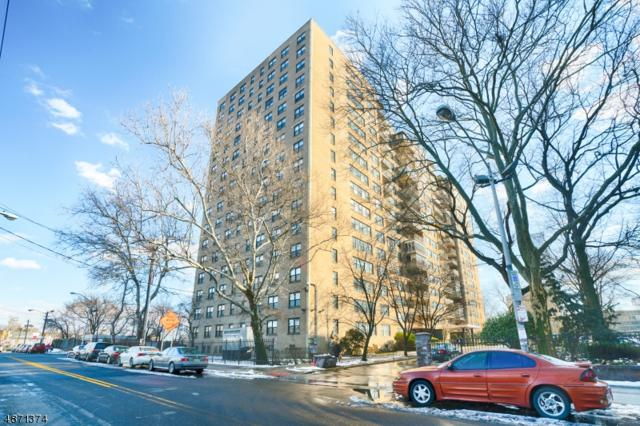 201 St Pauls Ave 15P, Jersey City, NJ 07306 (MLS #3532574) :: The Debbie Woerner Team