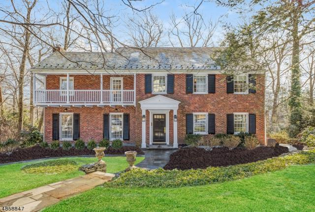 8 Manor Hill Rd, Summit City, NJ 07901 (MLS #3532809) :: Zebaida Group at Keller Williams Realty