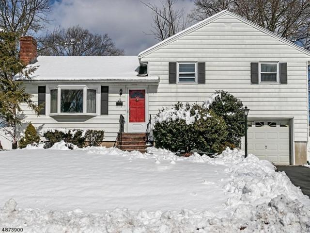 11 Arlene Ct, Fanwood Boro, NJ 07023 (MLS #3534873) :: The Dekanski Home Selling Team
