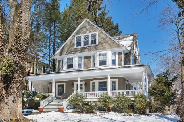 363 Melrose Pl, South Orange Village Twp., NJ 07079 (MLS #3536631) :: Coldwell Banker Residential Brokerage