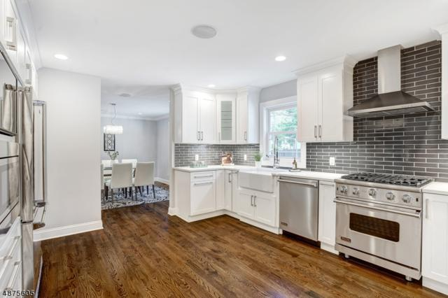 7 N. Wyoming Ave, South Orange Village Twp., NJ 07079 (MLS #3536759) :: Coldwell Banker Residential Brokerage