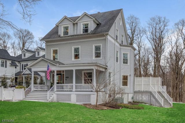 690 Springfield Ave, Summit City, NJ 07901 (MLS #3539040) :: The Dekanski Home Selling Team