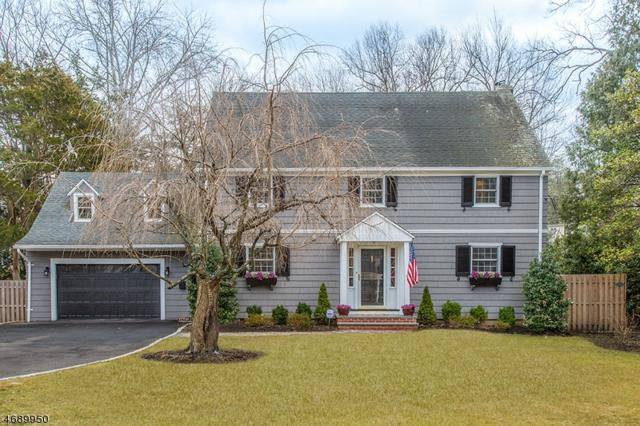 150 Ashland Rd, Summit City, NJ 07901 (MLS #3539370) :: The Dekanski Home Selling Team