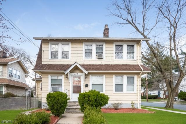 483 Irvington Ave, South Orange Village Twp., NJ 07079 (MLS #3539818) :: The Sue Adler Team