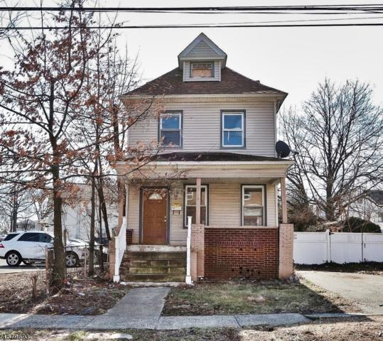 983 New Brunswick Ave, Rahway City, NJ 07065 (MLS #3540523) :: The Dekanski Home Selling Team