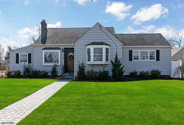 1030 Irving Avenue, Westfield Town, NJ 07090 (MLS #3540652) :: The Dekanski Home Selling Team