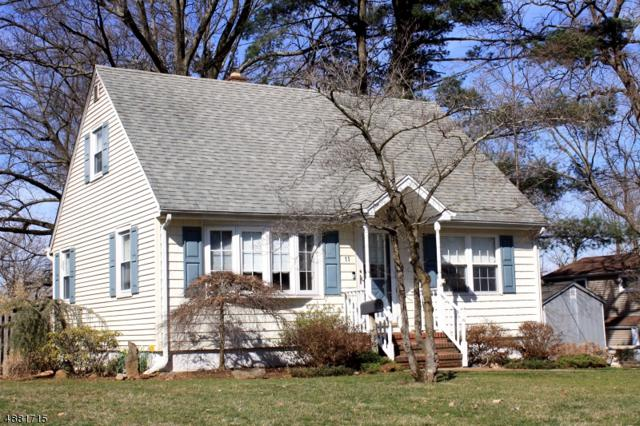 11 Verona Rd, New Providence Boro, NJ 07974 (MLS #3544161) :: Coldwell Banker Residential Brokerage