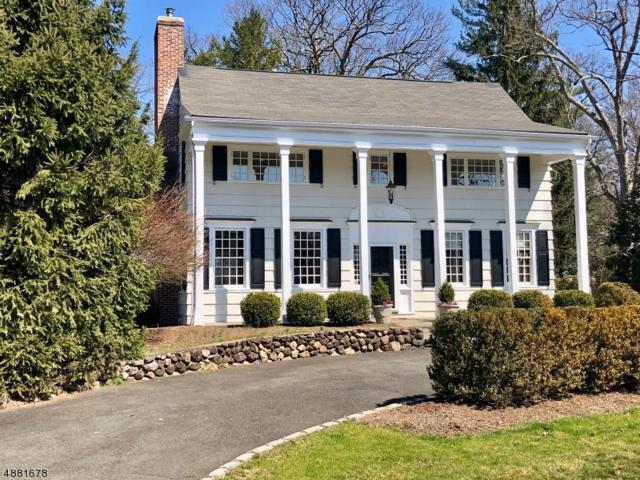 60 Twin Oak Road, Millburn Twp., NJ 07078 (MLS #3544707) :: Radius Realty Group