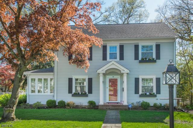 115 Washington Ave, Morristown Town, NJ 07960 (MLS #3547461) :: SR Real Estate Group