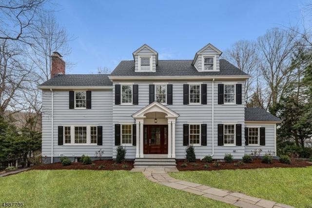 34 Marion Ave, Millburn Twp., NJ 07078 (MLS #3548245) :: Coldwell Banker Residential Brokerage