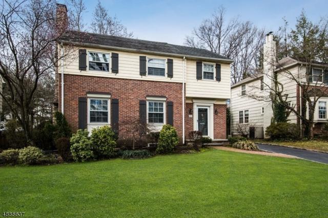 120 Wells St, Westfield Town, NJ 07090 (MLS #3548655) :: Coldwell Banker Residential Brokerage