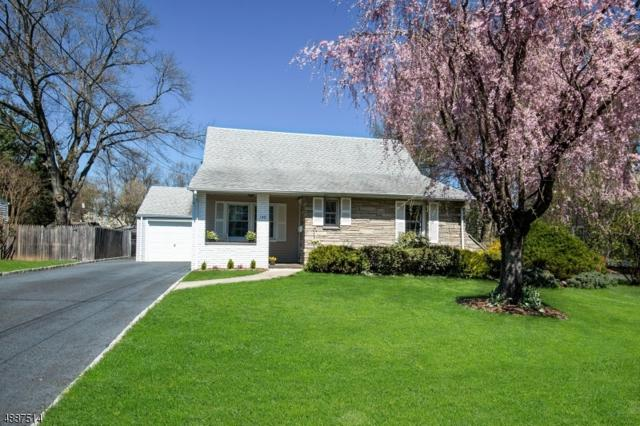 140 Willoughby Rd, Fanwood Boro, NJ 07023 (MLS #3549548) :: The Dekanski Home Selling Team