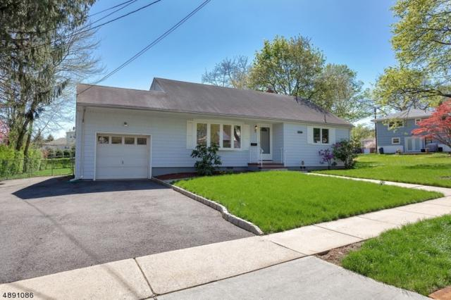 7 Homewood Way, Montclair Twp., NJ 07042 (MLS #3550616) :: Coldwell Banker Residential Brokerage