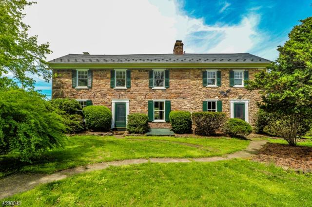 102 Kingwood Stockton Rd, Delaware Twp., NJ 08559 (MLS #3552420) :: Team Francesco/Christie's International Real Estate