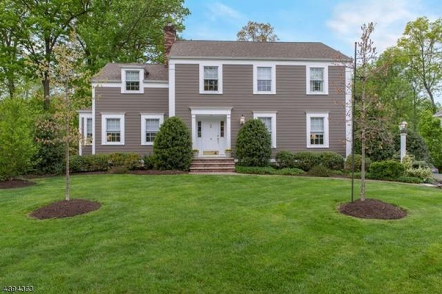 18 Mitchell Avenue, Chatham Twp., NJ 07928 (MLS #3554901) :: Weichert Realtors