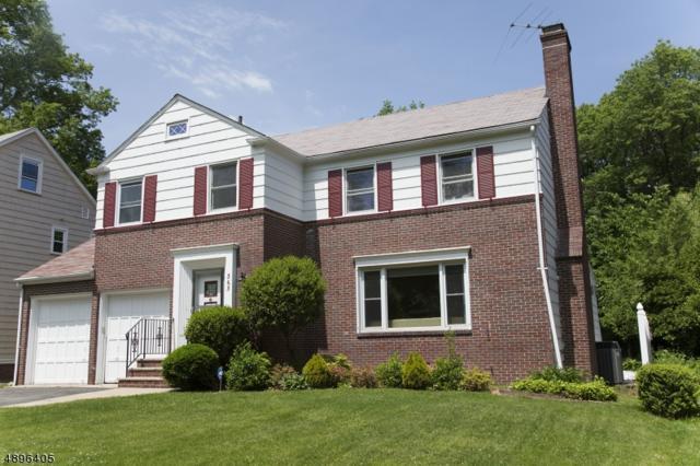 363 Irving Ave, South Orange Village Twp., NJ 07079 (MLS #3556643) :: The Debbie Woerner Team