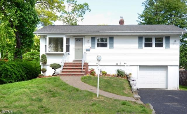 124 Claremont Ter, Wayne Twp., NJ 07470 (MLS #3556795) :: The Debbie Woerner Team