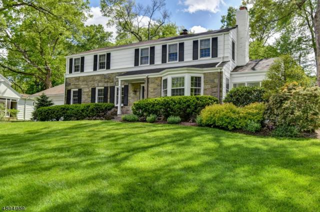 55 Fairview Ave, Chatham Boro, NJ 07928 (MLS #3557180) :: The Debbie Woerner Team