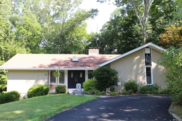 49 Old Stagecoach Rd, Byram Twp., NJ 07821 (MLS #3557335) :: The Debbie Woerner Team