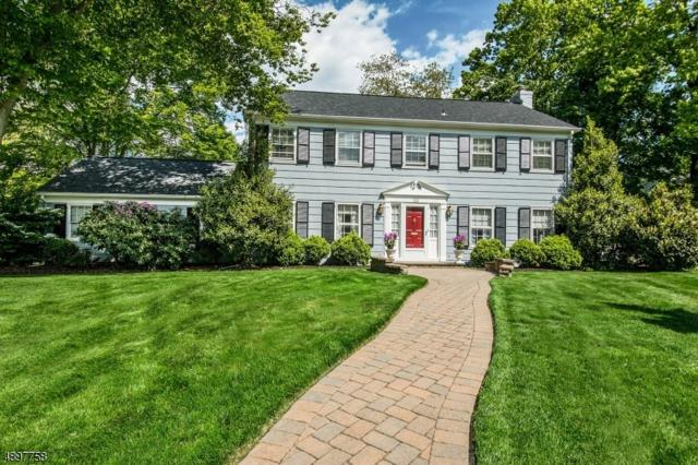 132 Tennyson Dr, Millburn Twp., NJ 07078 (MLS #3557906) :: The Sue Adler Team