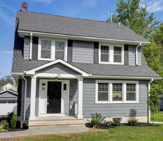 20 Loantaka Way, Madison Boro, NJ 07940 (#3558172) :: Jason Freeby Group at Keller Williams Real Estate