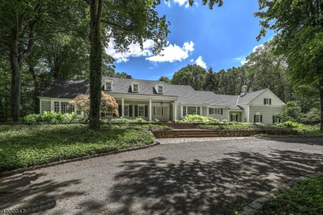 74 Ballantine Road, Bernardsville Boro, NJ 07924 (MLS #3559699) :: The Dekanski Home Selling Team