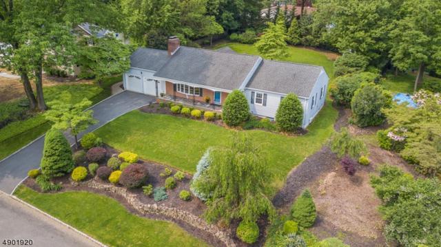 491 Bayberry Ln, Mountainside Boro, NJ 07092 (MLS #3560884) :: The Dekanski Home Selling Team