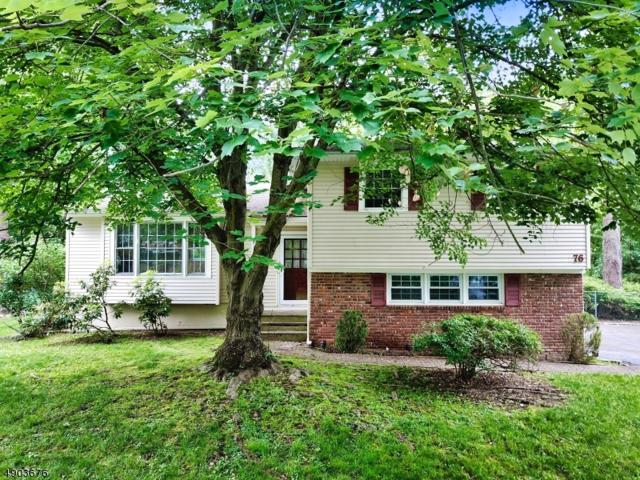 76 Brookside Dr, New Providence Boro, NJ 07974 (MLS #3562997) :: The Sue Adler Team