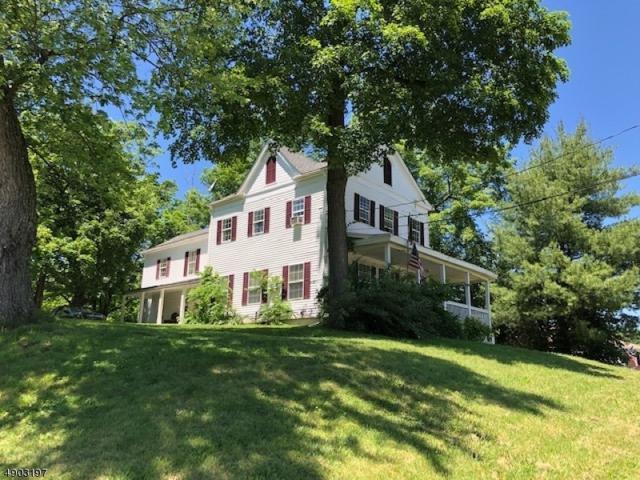 84 Mill St, Newton Town, NJ 07860 (MLS #3564162) :: William Raveis Baer & McIntosh