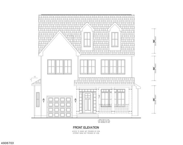 313 Park St, Westfield Town, NJ 07090 (MLS #3565523) :: Coldwell Banker Residential Brokerage