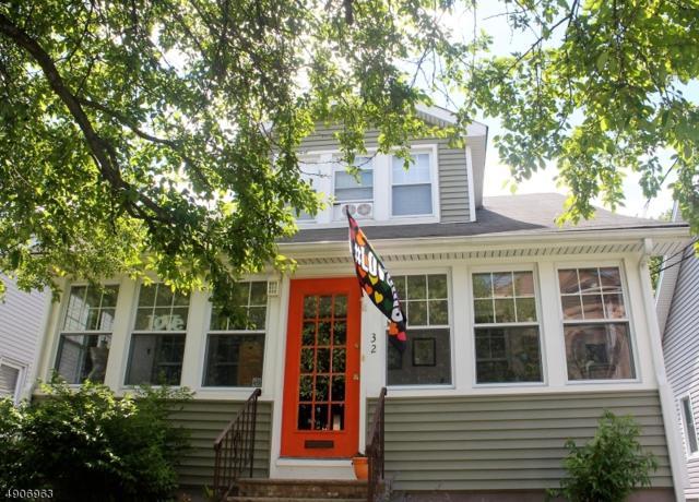32 Dodd St, Nutley Twp., NJ 07110 (MLS #3565656) :: William Raveis Baer & McIntosh