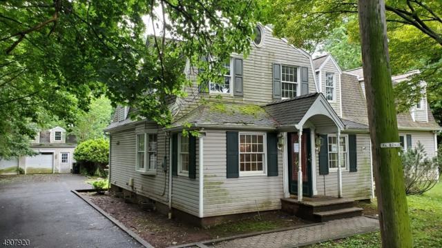 516 W Saddle River Rd, Ridgewood Village, NJ 07450 (MLS #3566513) :: William Raveis Baer & McIntosh