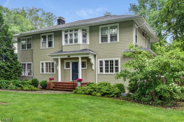 142 Washington Ave, Chatham Boro, NJ 07928 (MLS #3566857) :: SR Real Estate Group