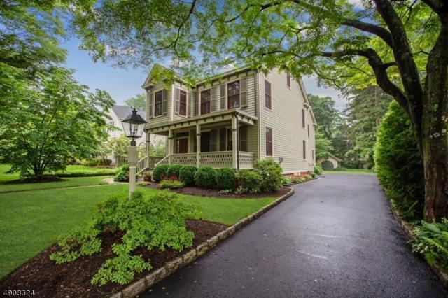 75 Prospect St, Madison Boro, NJ 07940 (MLS #3567821) :: SR Real Estate Group
