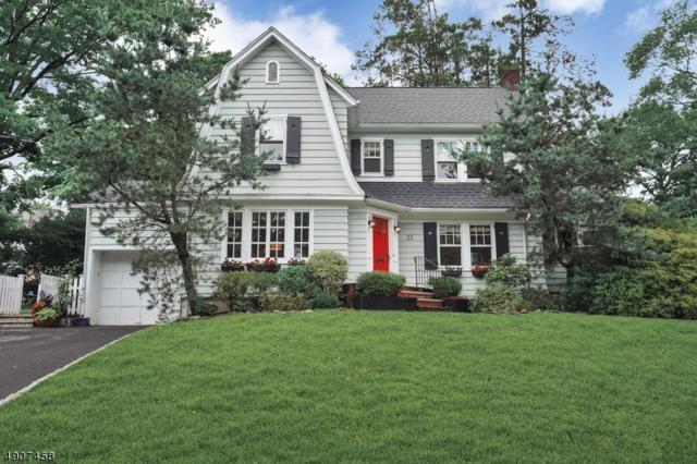 23 Colonial Ter, Maplewood Twp., NJ 07040 (MLS #3568248) :: Coldwell Banker Residential Brokerage