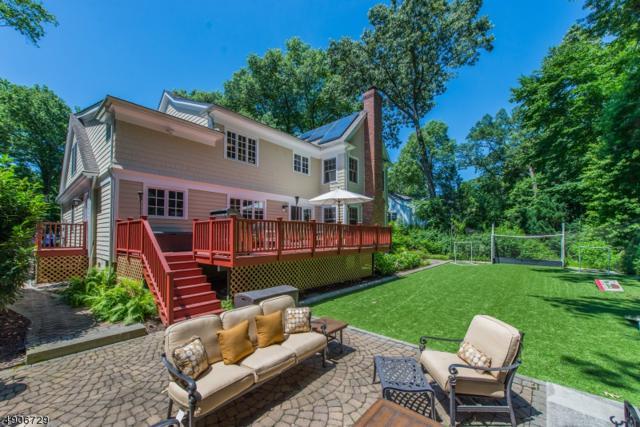 13 Oak Hill Rd, Chatham Twp., NJ 07928 (MLS #3568845) :: The Debbie Woerner Team