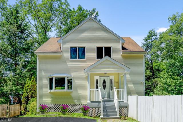 138 Longwood Lake Rd, Jefferson Twp., NJ 07438 (MLS #3569558) :: The Dekanski Home Selling Team