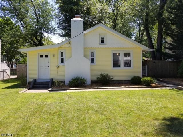 77 Hiawatha Blvd, Parsippany-Troy Hills Twp., NJ 07034 (MLS #3570632) :: The Debbie Woerner Team