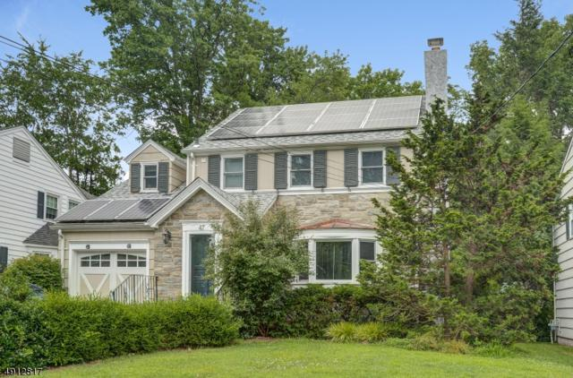 47 Meadowbrook Rd, Millburn Twp., NJ 07078 (MLS #3571670) :: The Sue Adler Team