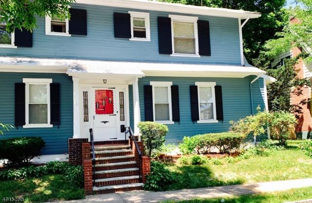 159 Holland Rd, South Orange Village Twp., NJ 07079 (MLS #3573355) :: The Sue Adler Team