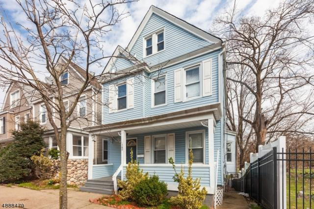 140 Watchung Ave, West Orange Twp., NJ 07052 (#3573356) :: Daunno Realty Services, LLC