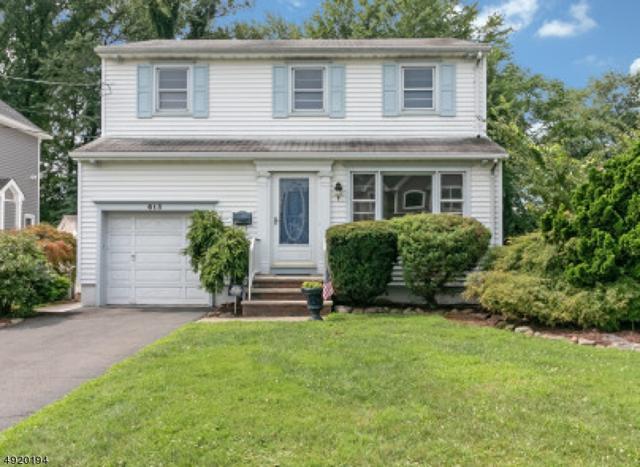 613 Hory St, Cranford Twp., NJ 07016 (MLS #3577921) :: SR Real Estate Group