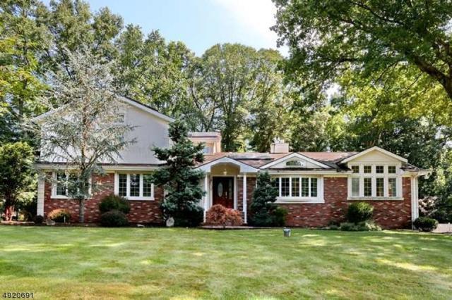 11 Echo Ridge Rd, Upper Saddle River Boro, NJ 07458 (MLS #3578364) :: SR Real Estate Group