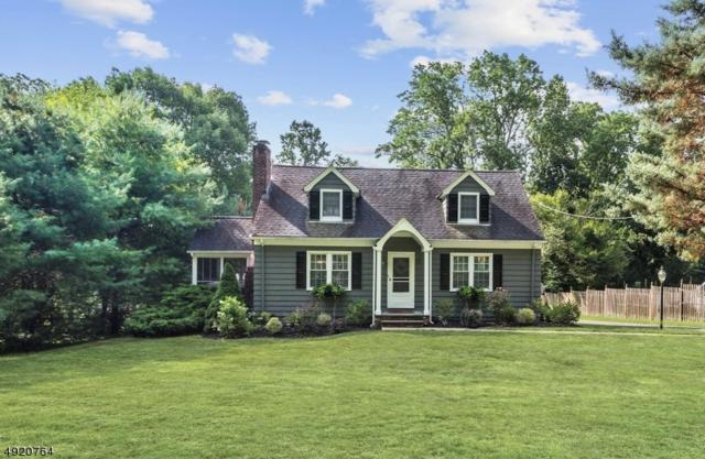 72 Mt Harmony Rd, Bernardsville Boro, NJ 07924 (MLS #3578423) :: The Dekanski Home Selling Team