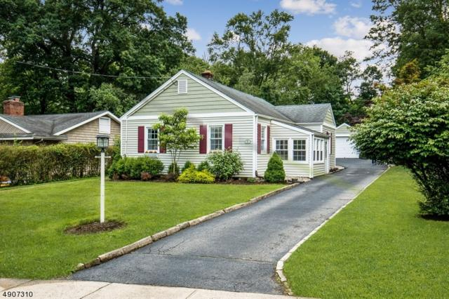 70 Hillside Ave, Florham Park Boro, NJ 07932 (MLS #3578626) :: RE/MAX Select