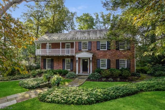 8 Manor Hill Rd, Summit City, NJ 07901 (MLS #3586285) :: The Sue Adler Team