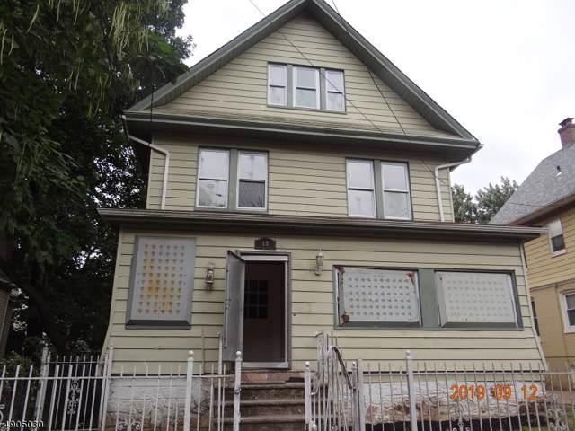 18 Voorhees St, Newark City, NJ 07108 (MLS #3587004) :: Mary K. Sheeran Team