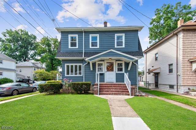 1401 N Wood Ave, Linden City, NJ 07036 (MLS #3587409) :: SR Real Estate Group