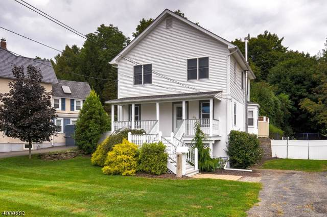 23 Diller Ave, Newton Town, NJ 07860 (MLS #3587497) :: William Raveis Baer & McIntosh