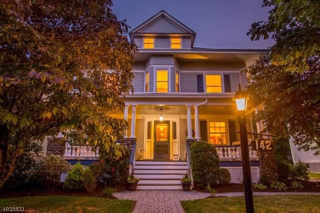 142 Haddon Pl, Montclair Twp., NJ 07043 (MLS #3589187) :: United Real Estate - North Jersey